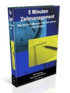 5 Minuten Zeitmanagement