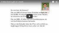 zu teuer - Video3-Bild